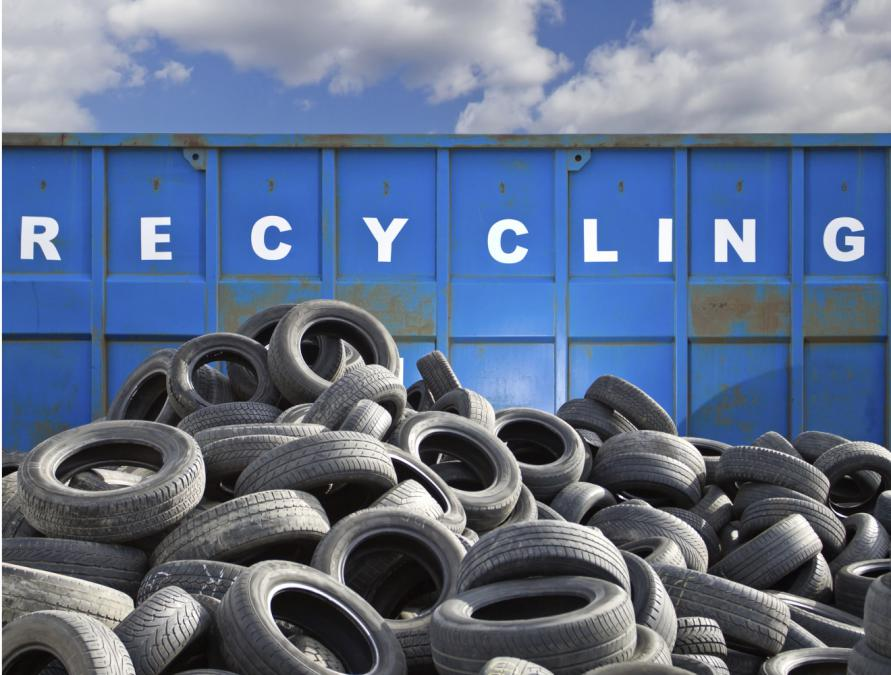 how to get rid of tires for free in montreal